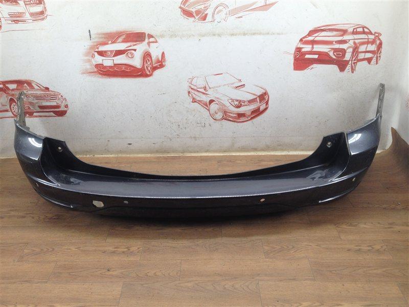 Бампер задний Subaru Forester (S13) 2012-2019