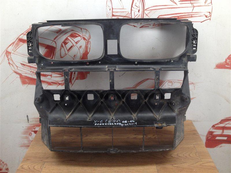Дефлектор воздушного потока основного радиатора Bmw X6-Series (E71) 2008-2014