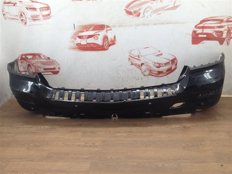 Бампер задний Mercedes Glk-Klasse (X204) 2008-2015 2012