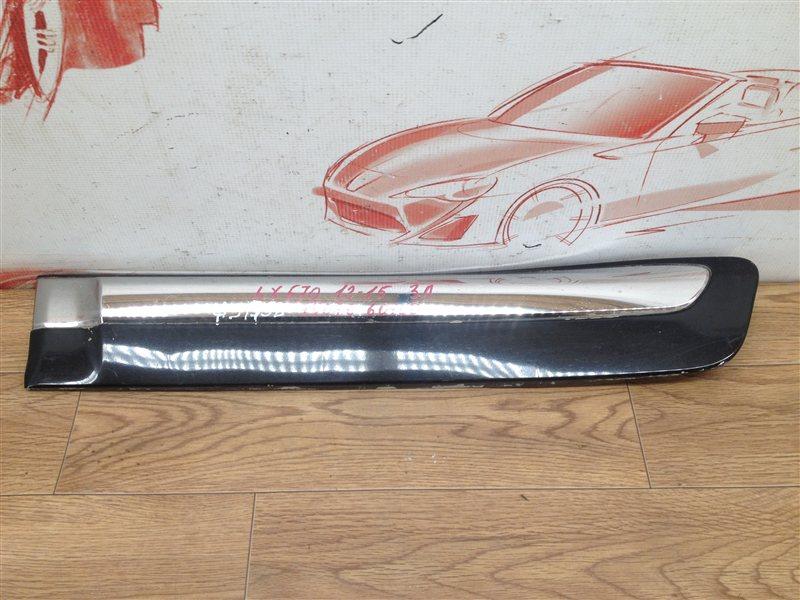 Накладка двери задней левой Lexus Lx -Series 2007-Н.в. 2012