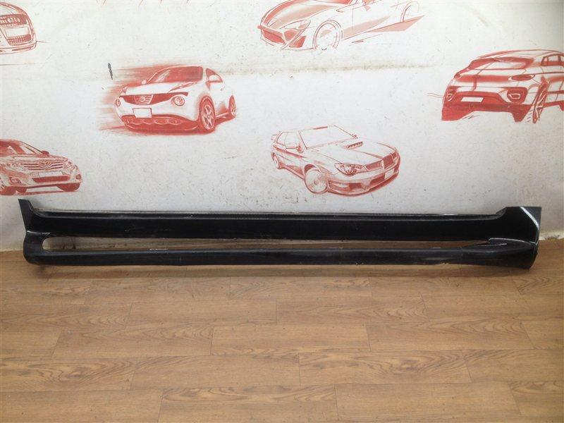Подножка кузова - облицовка Lexus Lx -Series 2007-Н.в. 2007 правая