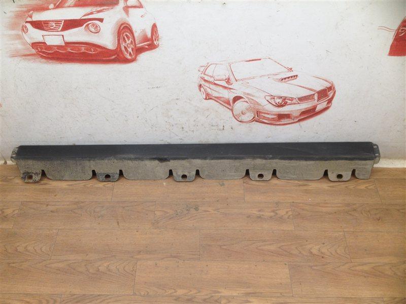 Накладка порога кузова - наружная облицовка Lifan X50 (2015-Н.в.) левая