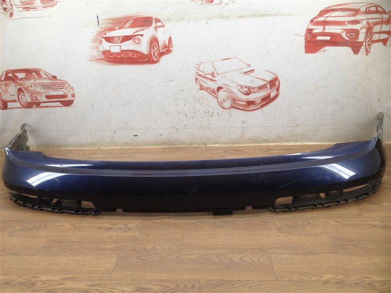 Бампер задний Audi Q7 (2005-2015) верхний