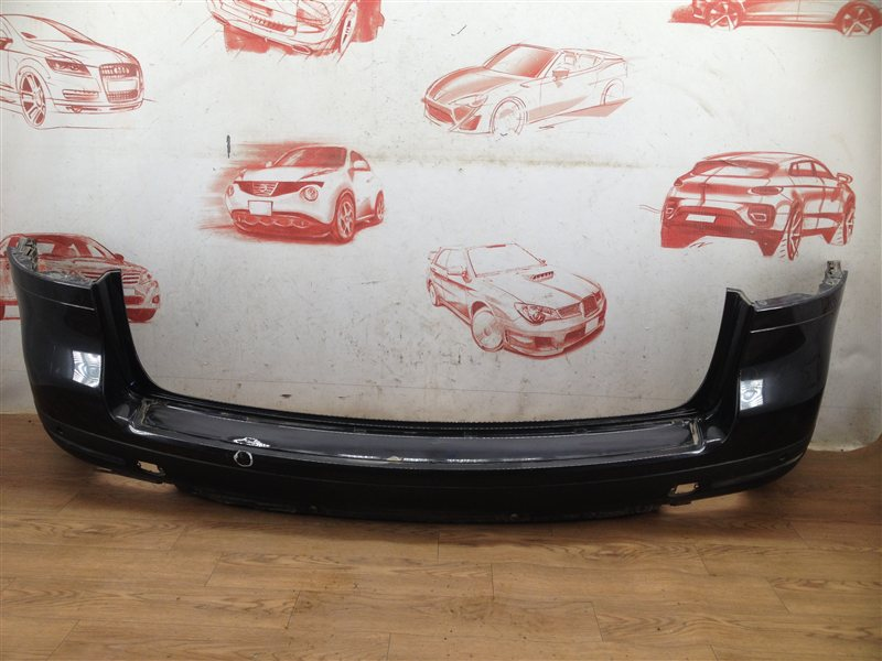 Бампер задний Volkswagen Touareg (2002-2010)