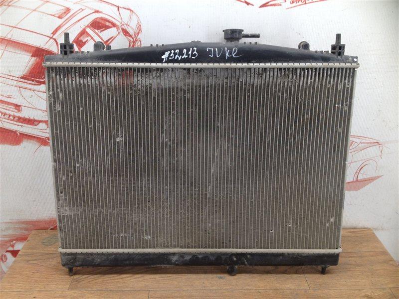 Радиатор охлаждения двигателя Nissan Juke (2011-2020)