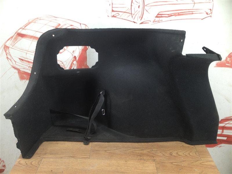 Обшивка багажника - боковая обивка Hyundai Solaris (2017-Н.в.) левая