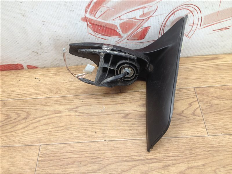 Зеркало левое - кронштейн (поворотный механизм) Suzuki Sx-4 (2006-2016)