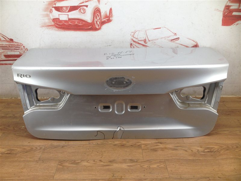 Крышка багажника Kia Rio (2011-2017)
