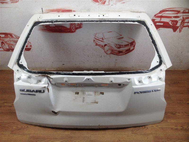 Дверь багажника Subaru Forester (S13) 2012-2019