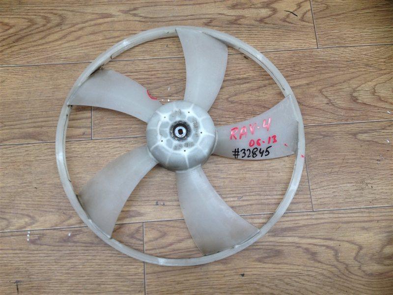 Вентилятор радиатора охлаждения - крыльчатка Toyota Rav-4 (Xa30) 2005-2013