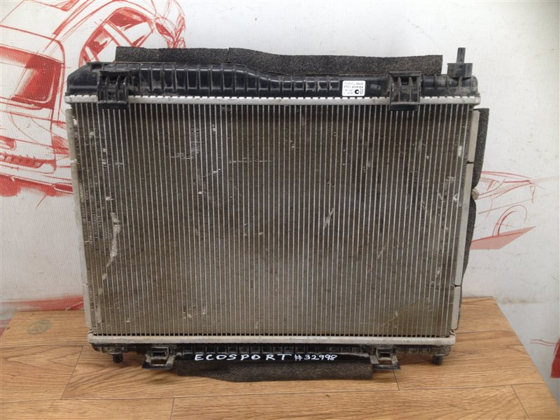 Радиатор охлаждения двигателя Ford Ecosport 2014-Н.в.