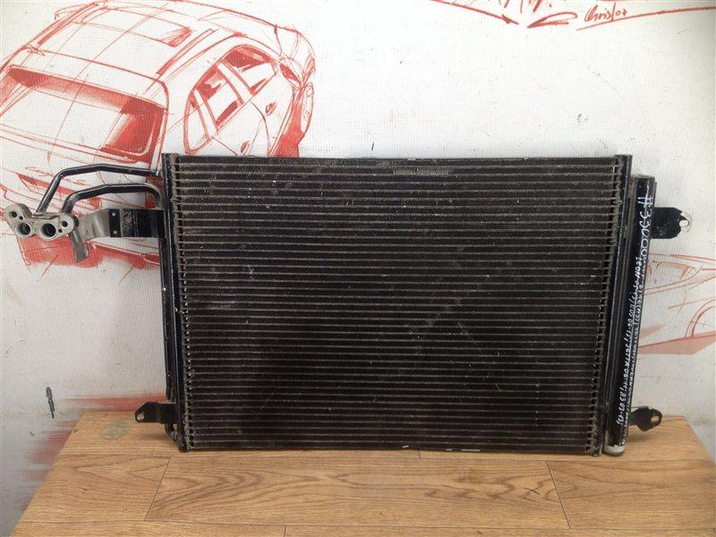 Конденсер (радиатор кондиционера) Volkswagen Beetle (A5) 2011-2019