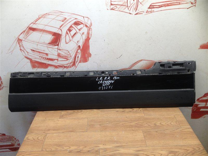 Накладка двери передней правой Land Rover Range Rover Iv (L405) 2012-Н.в.
