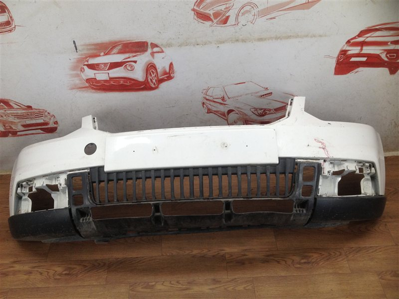 Бампер передний Skoda Yeti (2009-2018) 2013