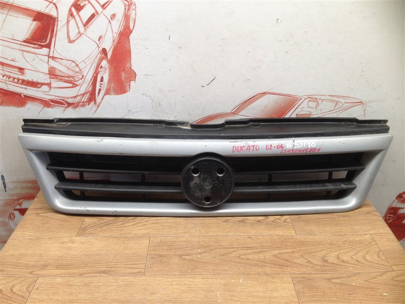 Решетка радиатора Fiat Ducato 2002-2006