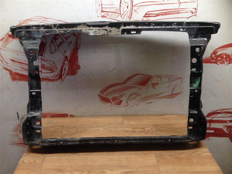 Панель передка (телевизор) - рамка радиатора Skoda Yeti (2009-2018) 2013
