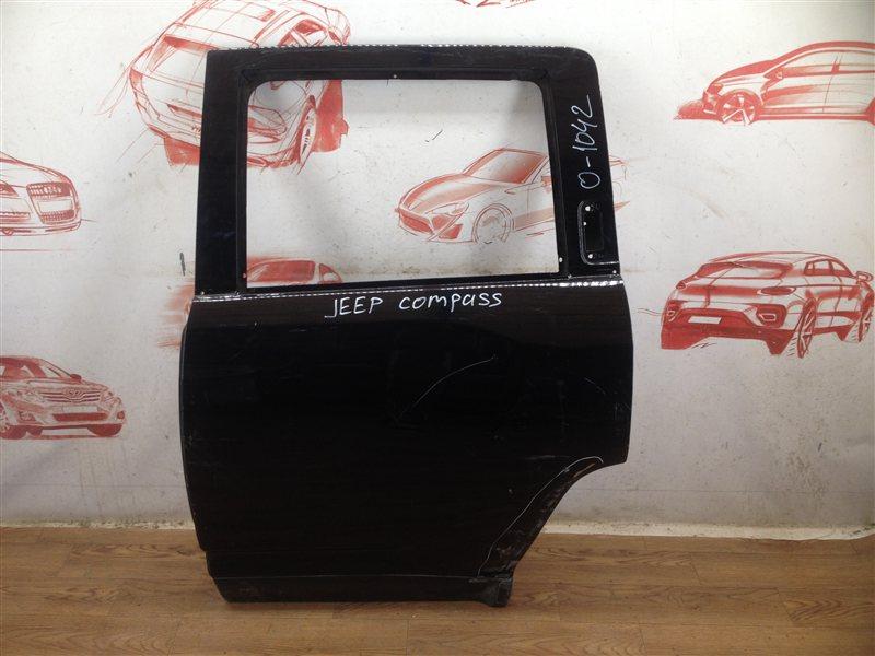 Дверь задняя левая Jeep Compass (Mk) 2006-2016 2010