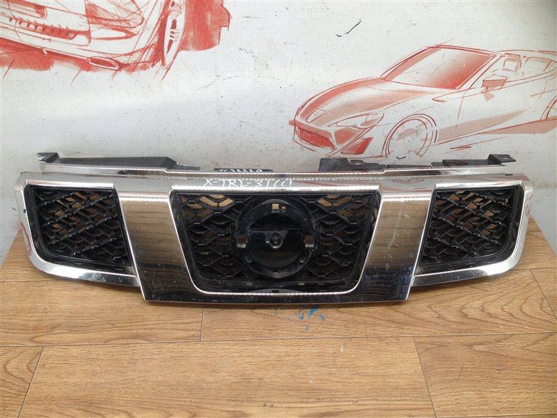 Решетка радиатора Nissan X-Trail (2007-2015) 2010