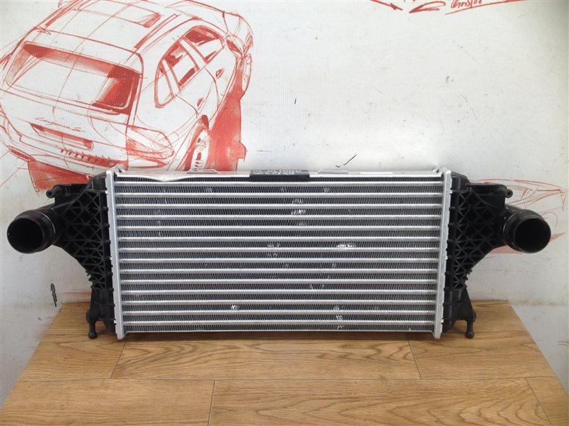 Интеркулер - радиатор промежуточного охлаждения воздуха Mercedes Gle Coupe (W292) 2014-Н.в.