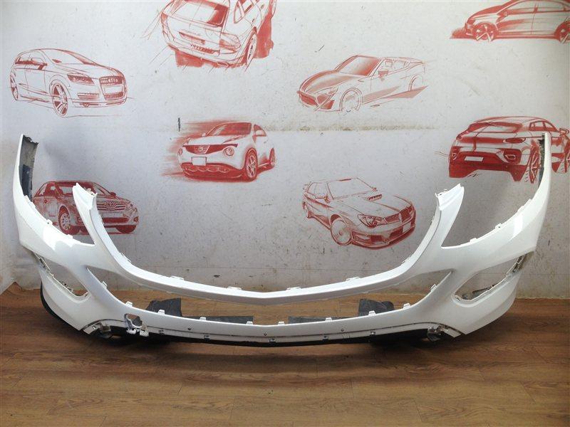 Бампер передний Mercedes Gle-Klasse (W166) 2015-2018