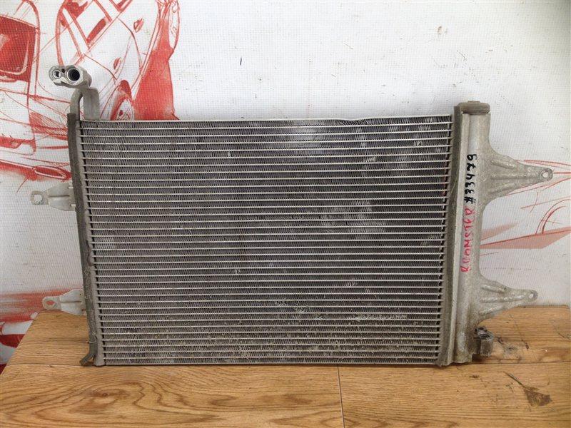 Конденсер (радиатор кондиционера) Skoda Fabia (2006-2015)