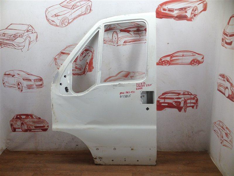 Дверь передняя левая Fiat Ducato 2006-2013