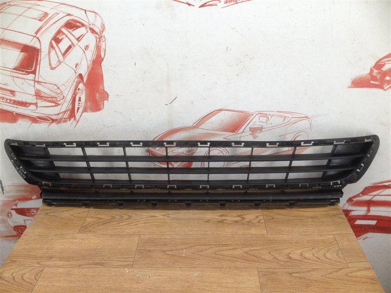Решетка бампера переднего Volkswagen Golf (Mk7) 2012-2019 2012