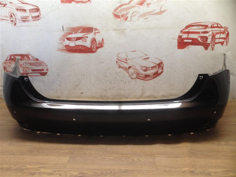 Бампер задний Lexus Gs -Series 2011-2017