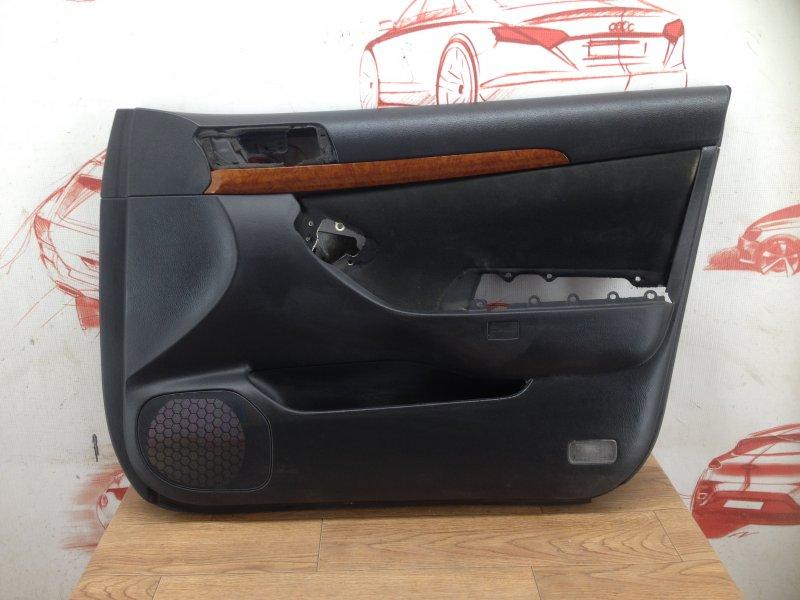 Обшивка двери передней правой Toyota Avensis (T25_) 2003-2009 1ZZ-FE (1800CC) 2006