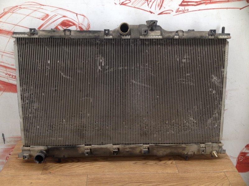 Радиатор охлаждения двигателя Hyundai Accent 1999-2012 (Тагаз)