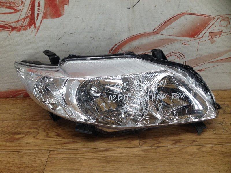 Фара правая Toyota Corolla (E15_) 2006-2013 2006