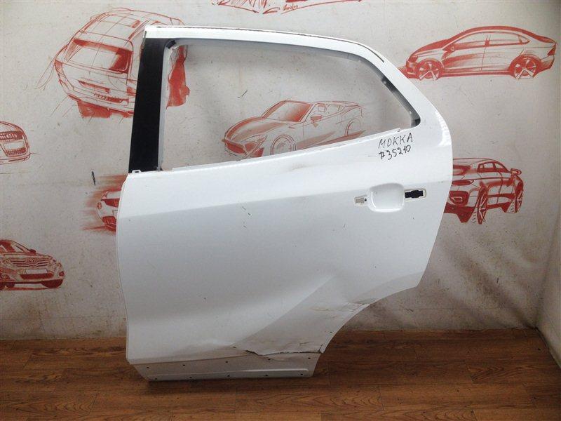 Дверь задняя левая Opel Mokka (2012-2015)