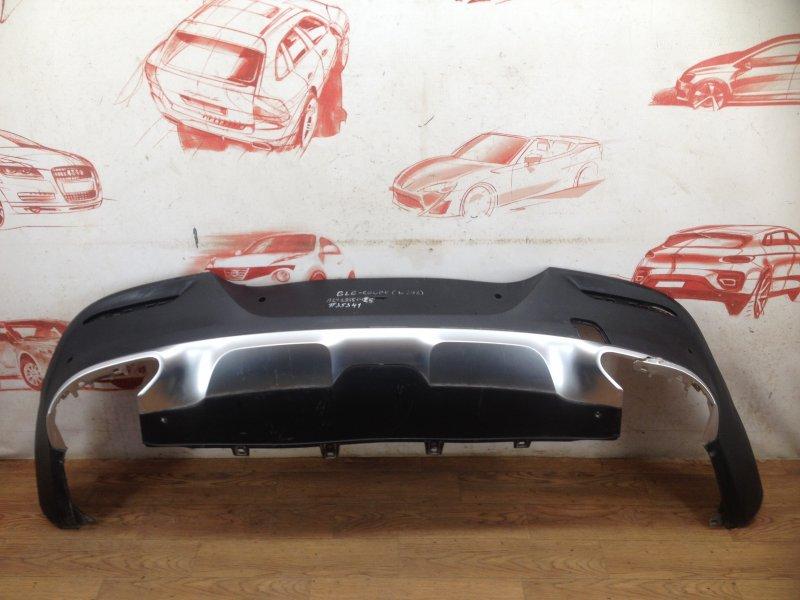 Бампер задний Mercedes Gle Coupe (W292) 2014-Н.в. нижний