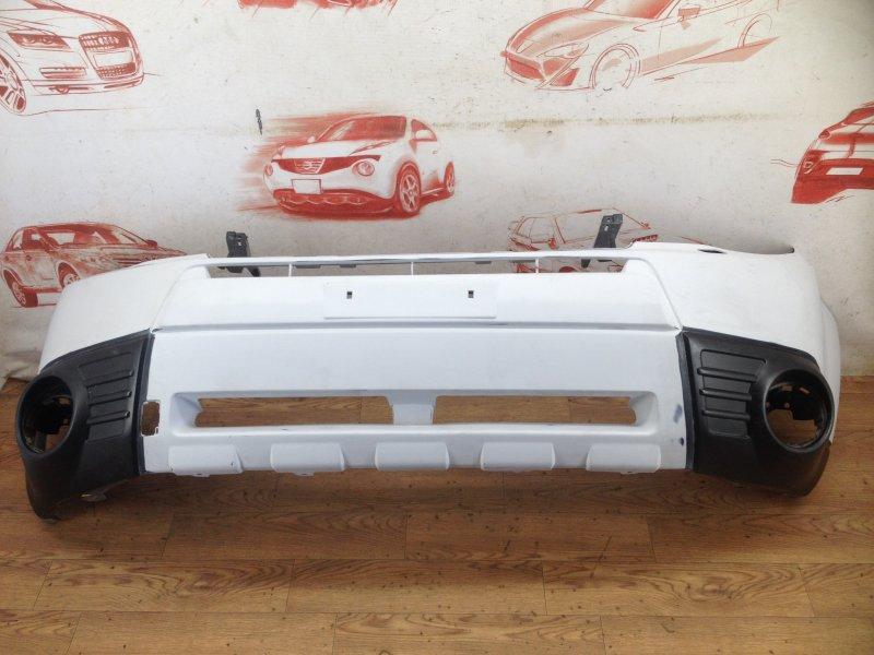 Бампер передний Subaru Forester (S12) 2007-2013