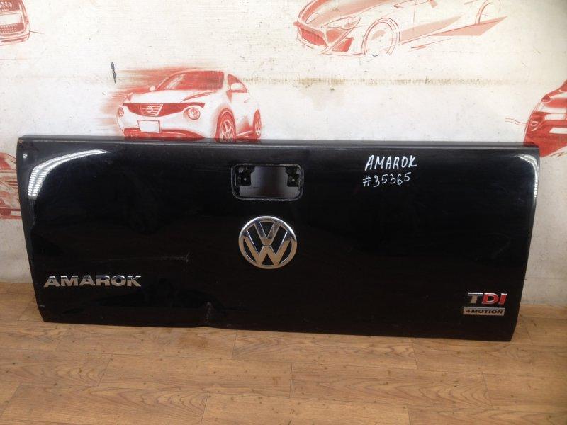 Дверь багажника - откидной борт Volkswagen Amarok (2010-Н.в.)
