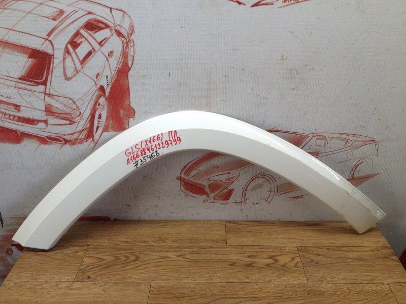 Накладка ( расширитель ) арки крыла - перед слева Mercedes Gls-Klasse (W166) 2015-2019