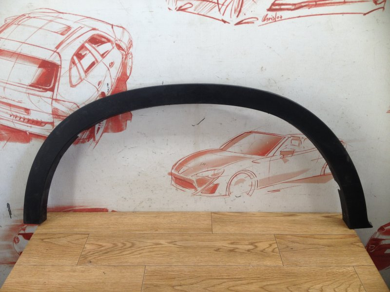 Накладка ( расширитель ) арки крыла - сзади справа Bmw X6-Series (F16) 2014-2019