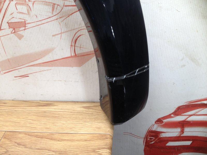 Накладка ( расширитель ) арки крыла - сзади справа Infiniti Qx56 / Qx80 (2010-Н.в.)
