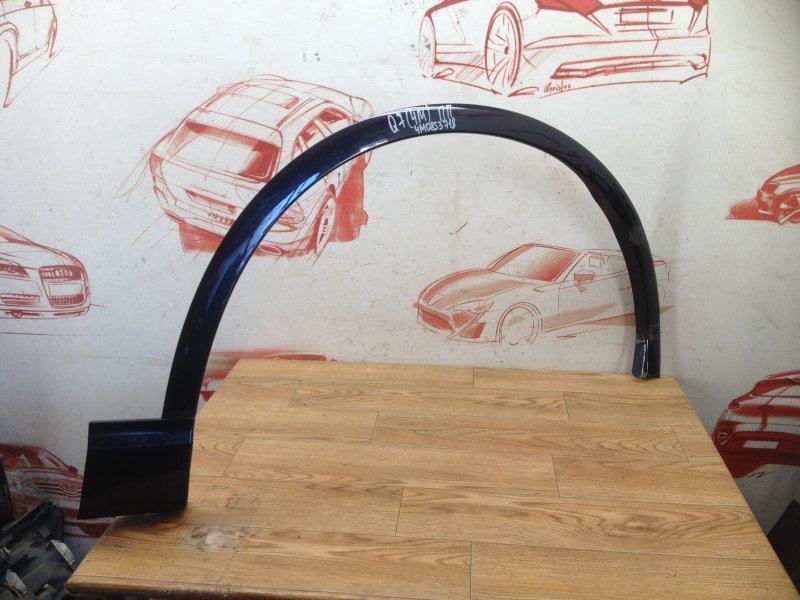 Накладка ( расширитель ) арки крыла - перед справа Audi Q7 (2015-Н.в.)