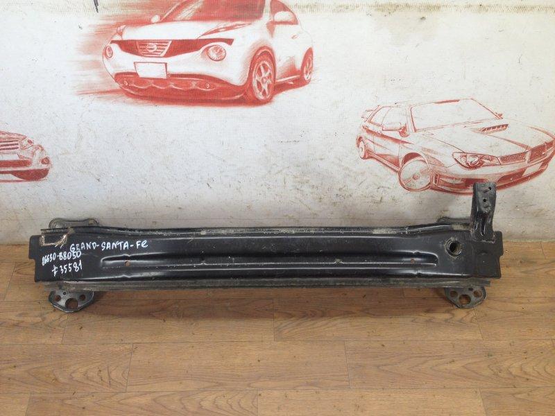 Усилитель бампера заднего Hyundai Grand Santa-Fe (2013-2018)