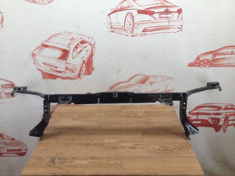 Панель передка (телевизор) - полка замка капота Chevrolet Aveo 2012-2015