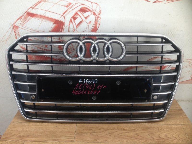 Решетка радиатора Audi A6 (C7) 2010-2018 2014