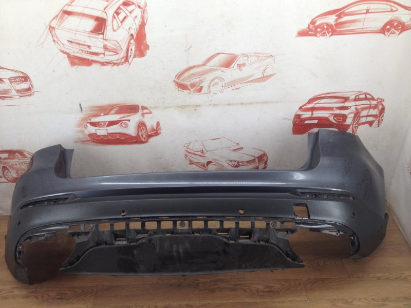 Бампер задний Mercedes Glc-Klasse (W253) 2015-Н.в.