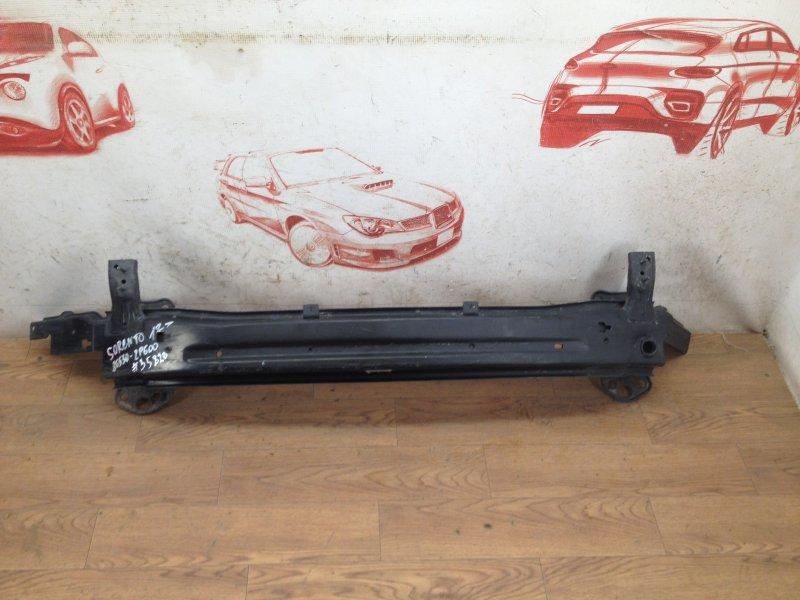 Усилитель бампера переднего Kia Sorento (2009-Н.в.) 2012