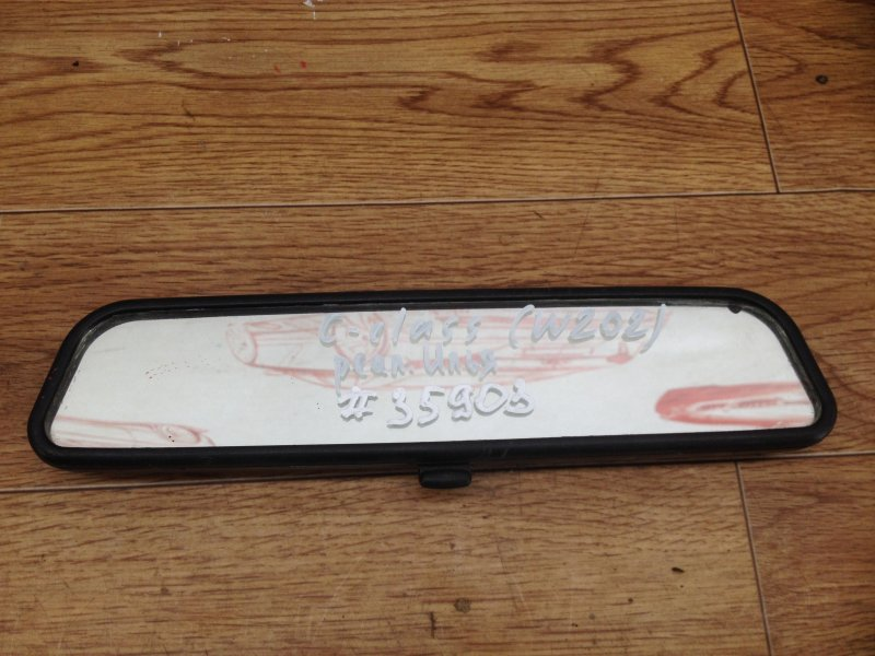 Зеркало заднего вида салонное Mercedes C-Klasse (W202) 1993-2001 M 104.941 1993