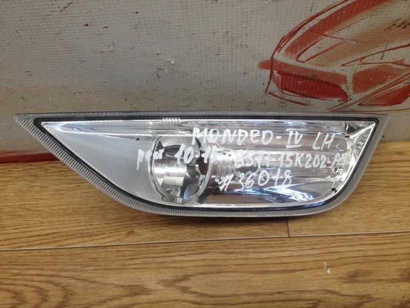 Фара противотуманная / дхо Ford Mondeo 4 2007-2015 2010 левая