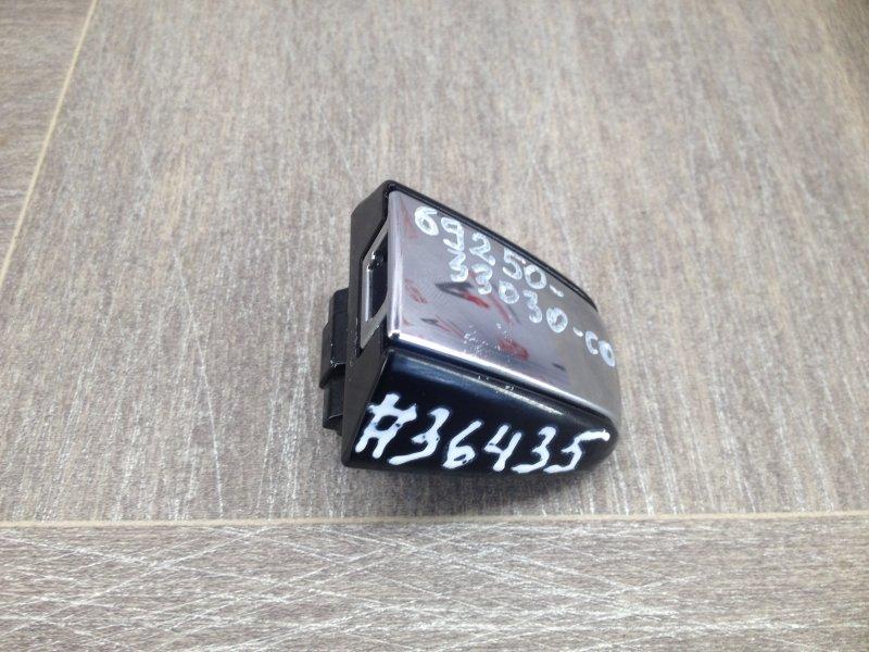 Ручка двери наружная - фиксатор Toyota Camry (Xv50) 2011-2017 задняя правая