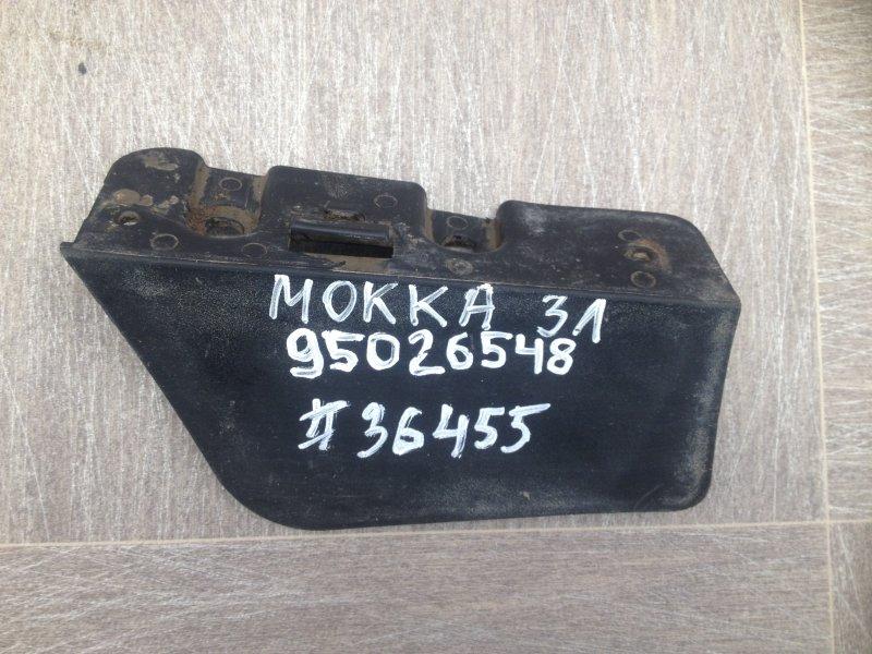 Брызговик дополнительный - на порог (воздушный щиток) Opel Mokka (2012-2015) задний левый