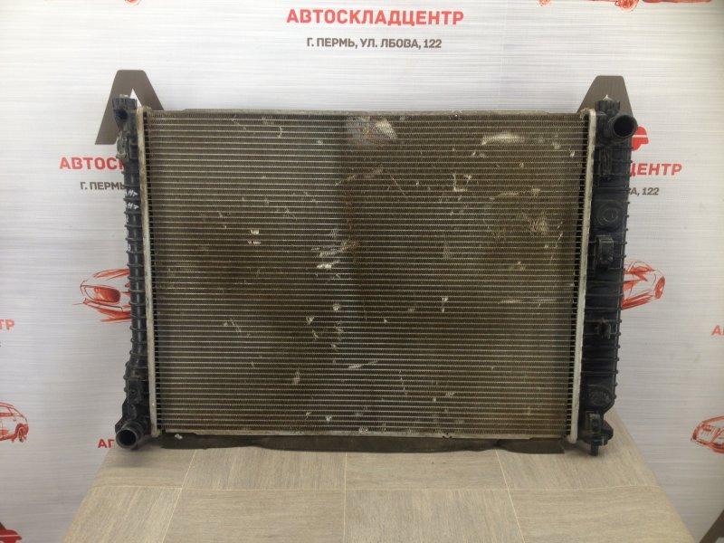 Радиатор охлаждения двигателя Chevrolet Captiva