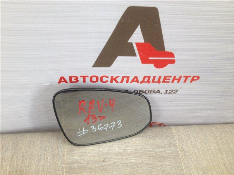 Зеркало правое - зеркальный элемент Toyota Rav-4 (Xa40) 2012-2019